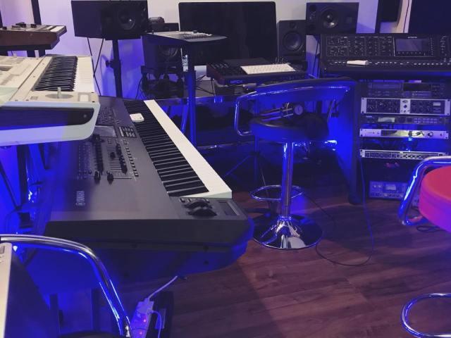 Frank Edwards Music Studio