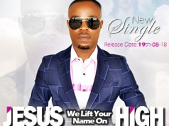 Jesus We Lift Your Name On High by De-Apostle