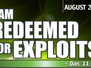 Prophetic Focus for August 2018