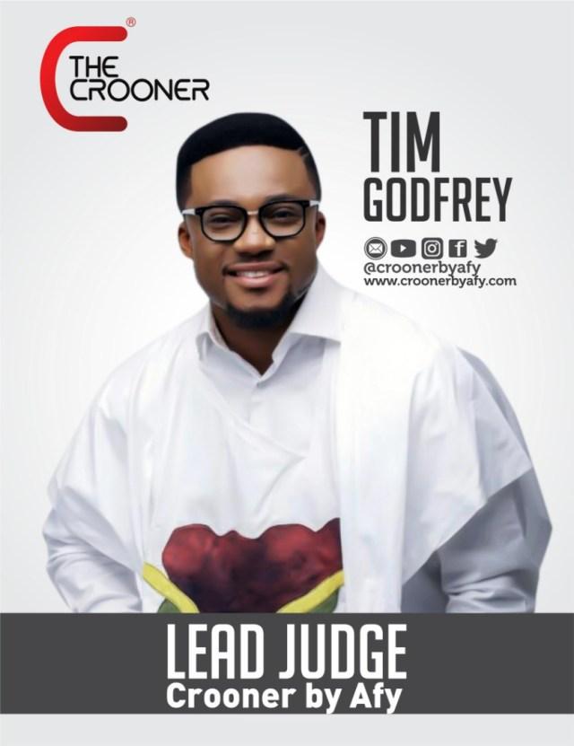 Tim Godfrey Crooner by Afy 1