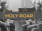 Chris Tomlin Reveals Album Cover for HOLY ROAR