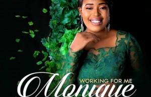 Monique 3rd Studio Album Working For Me