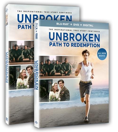 DOWNLOAD Unbroken Path to Redemption DVD