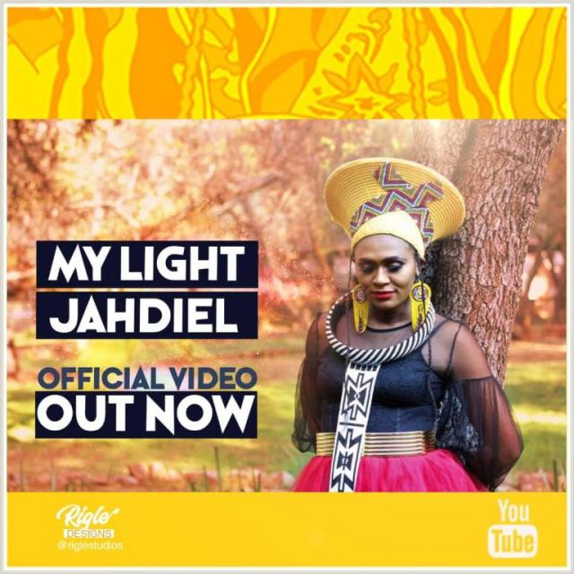 My Light by Jahdiel New Music Video