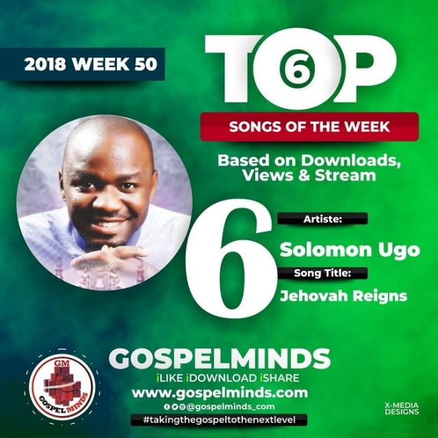 Solomon Ugu - Jehovah Reigns NO. 6