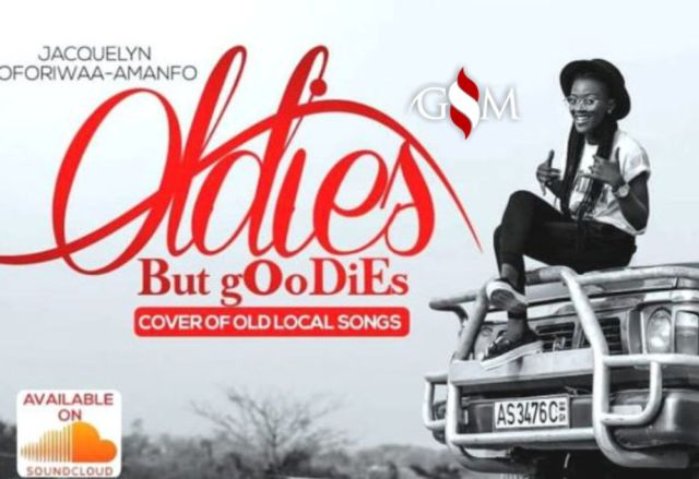 Jacquelyn Oforiwaa-Amanfo - Oldies But Goodies