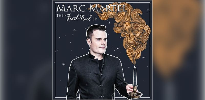 Klove Christmas Tour 2021 Trailor Marc Martel S It S Beginning To Look A Lot Like Christmas Most Added At Radio The Gospel Music Association