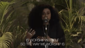 Ty Bello - Worship Section ( live)