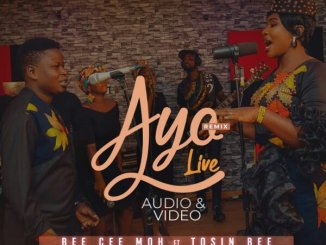 Bee Cee Moh Ft. Tosin Bee – Ayo Remix (Live)