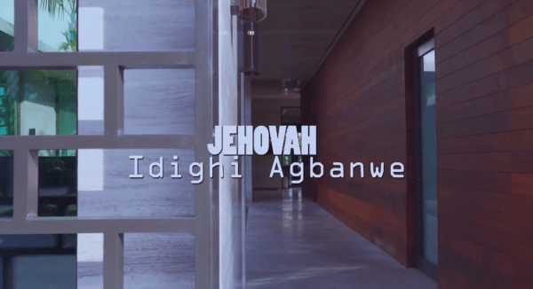 Jimmy D Psalmist – Jehovah Idighi Agbanwe