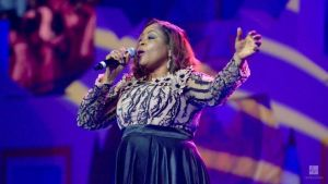 JESUS IS ALIVE BY SINACH