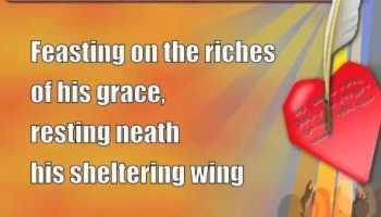 Give me oil in my lamp - song lyrics - Gospel Music Lyrics Home