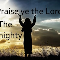 Praise Ye the Lord, the Almighty - hymn lyrics
