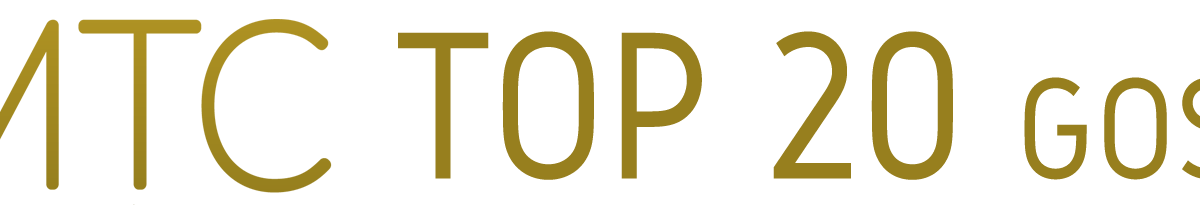 GMTC TOP 20 Gospel