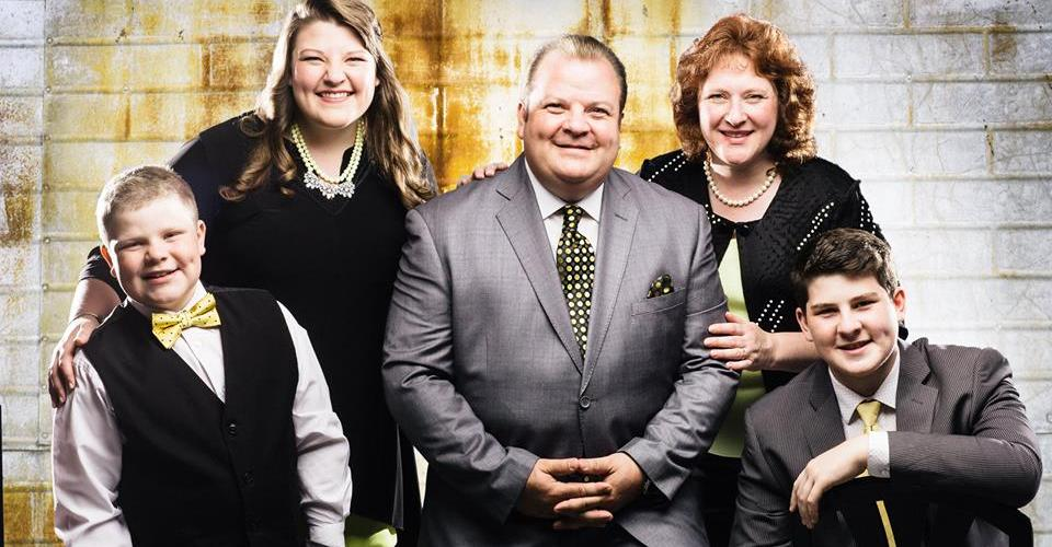 The Mark Dubbeld Family