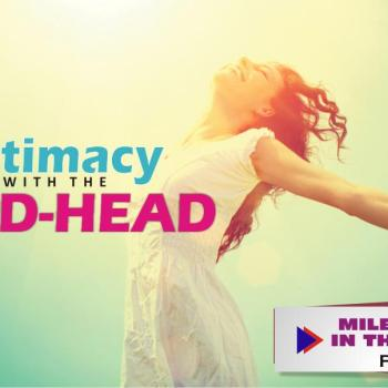 Intimacy with the GodHead (Audio)