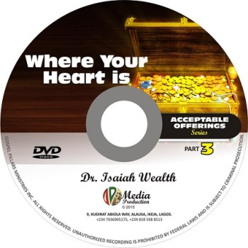 Where your heart is (acceptable offerings series)