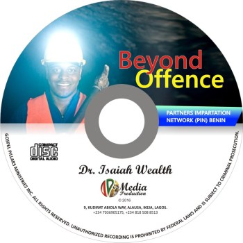 Beyond Offense (Partners Impartation Network – PIN) Benin