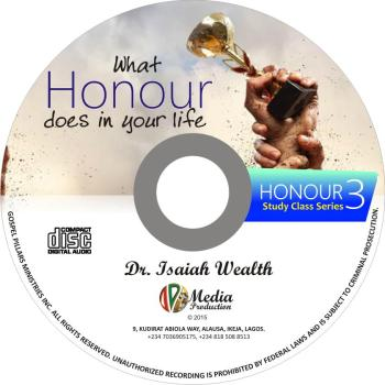 How To Get Honour (Honour Study Class Series 3)