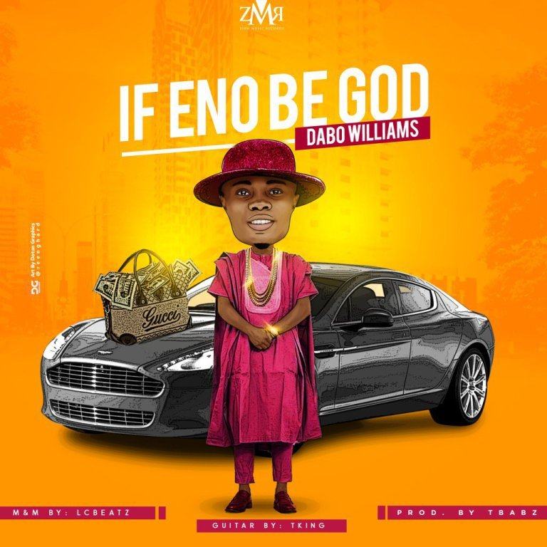 Dabo Williamns. If Eno Be God. download