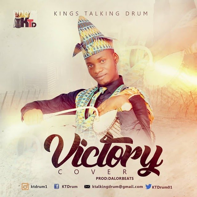 KT Drum Victory cover
