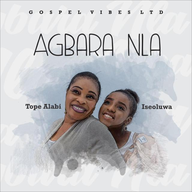 Tope Alabi and Iseoluwa