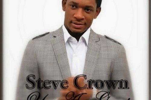 You Are Great. Steve Crown