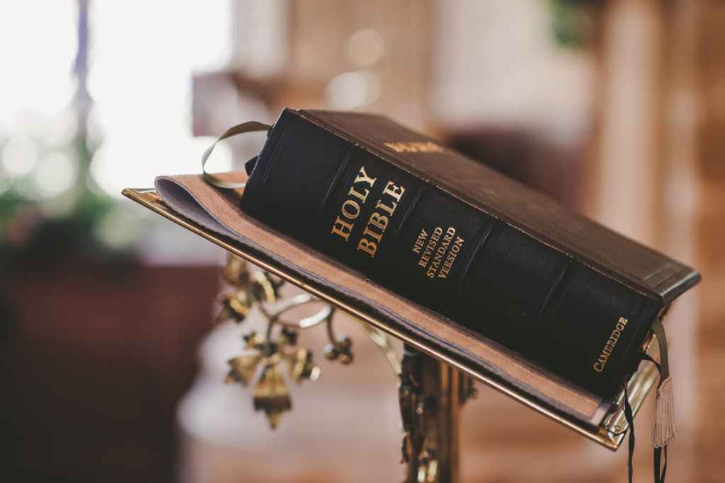 The Bible is about Jesus