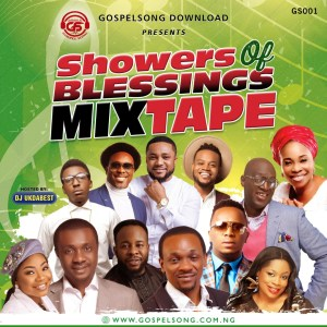 Showers of blessings mixtape