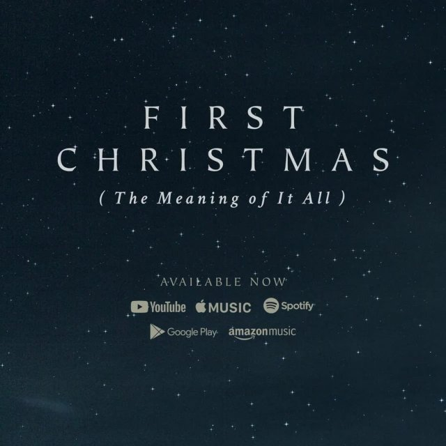 Decibel Worshipreleases brand new single titledFirst Christmas(The Meaning Of It All)