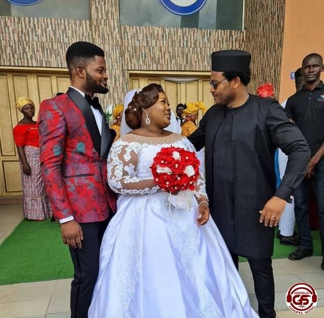 Judikay Weds Amselem Opara