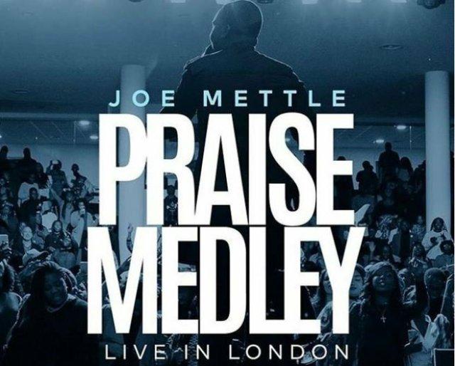 DOWNLOAD: Joe Mettle – Praise Medley