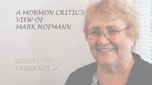 Sandra Tanner describes her interactions with Mark Hofmann