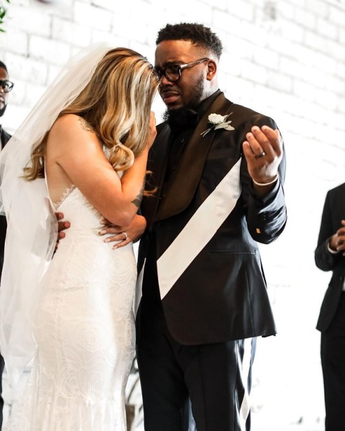Chandler Moore Ties Knot With Hannah Poole, Shares Lovely Wedding Photos!