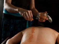 Udvartana masaż ajurwedyjski