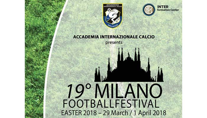 Πρόσκληση στον ΠΑΣ Πρέβεζα να βρεθεί ως εξωτερικός παρατηρητής στο 19o Milano Football Festival