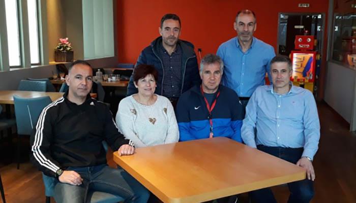 Συνάντηση ΣΕΓΑΣ Ηπείρου και Συλλόγου Δρομέων Ιωαννίνων