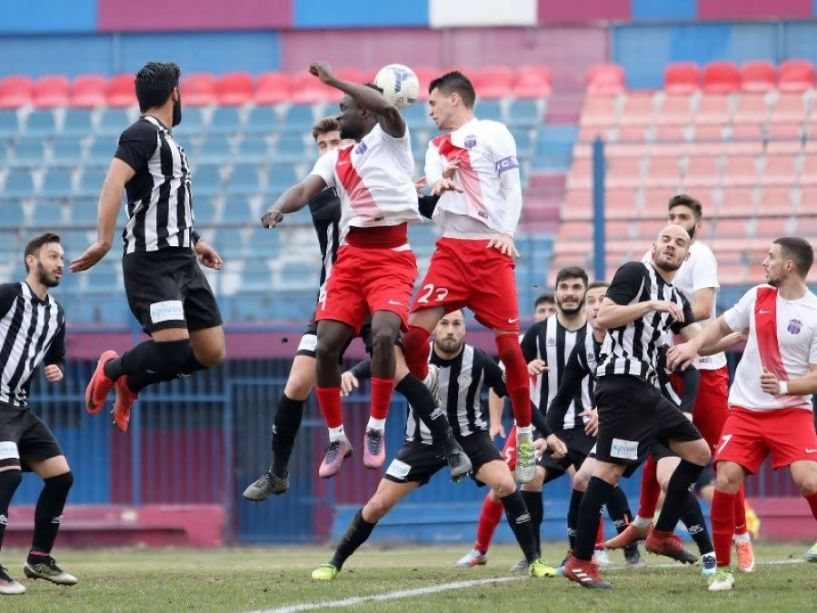 Επέστρεψε στις νίκες η Βέροια 3-1 τον Παναιγιάλειο