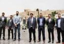 Πραγματοποιήθηκε στο Αμφιθέατρο του Μουσείου της Ακρόπολης η συνέντευξη Τύπου εν όψει της ημιτελικής και τελικής σειράς των πλέι οφ της STOIXIMAN.GR Basket League.