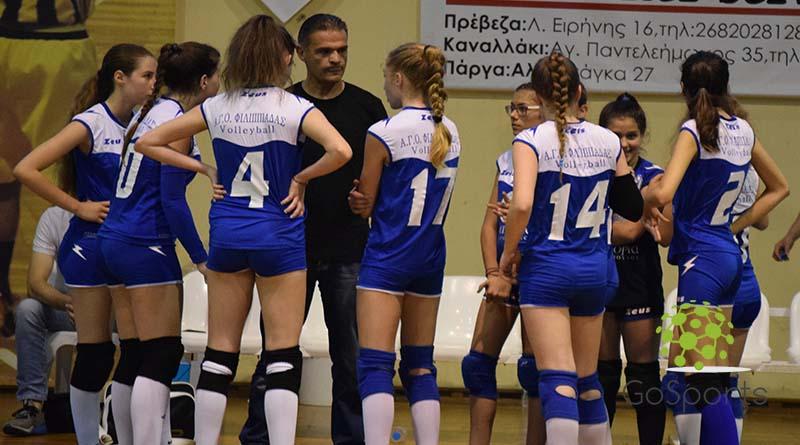 Πρόκριση της ομάδας του Α.Γ.Ο.Φ στο final four του πρωταθλήματος παγκορασίδων της ΕΣΠΕΔΕ