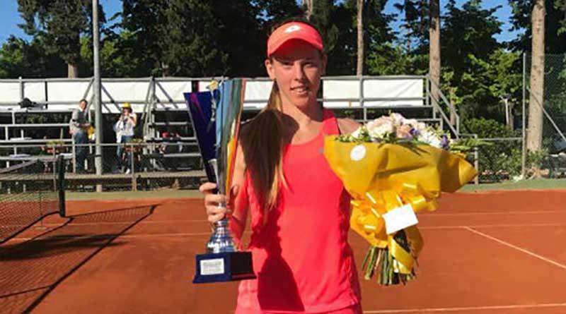 Πρωταθλήτρια η Δέσποινα Παπαμιχαήλ στην Ιταλία
