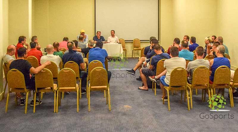 Σε τεταμένο κλίμα η Γ.Σ της Νικόπολης- Συνεχίζει ομόφωνα στη Γ Εθνική η ομάδα