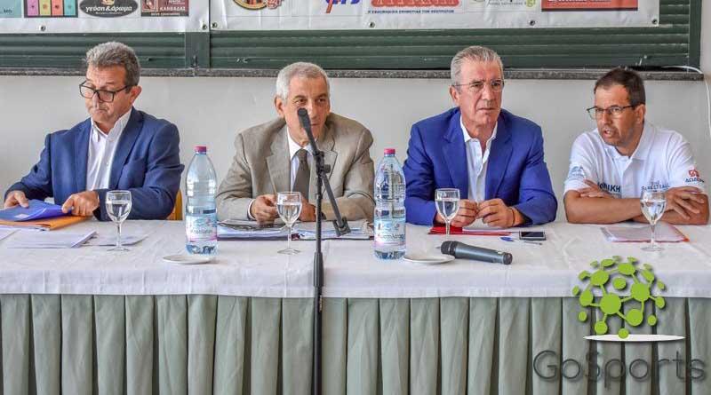 Με απόλυτη επιτυχία στέφθηκε η ημερίδα για την ανάπτυξη του αθλητικού τουρισμού στην Πρέβεζα