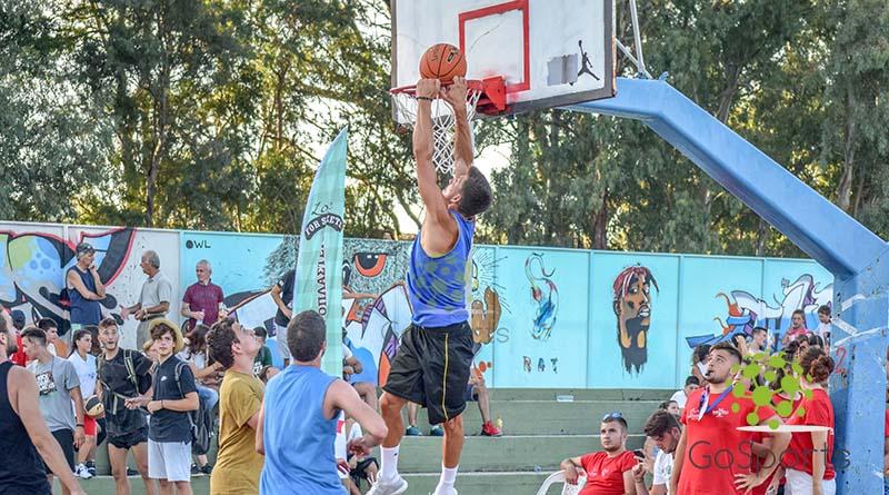 """Το μεγάλο μπασκετικό πάρτι συνεχίζεται για 3η ημέρα στα γήπεδα μπάσκετ """"Στάθης Παρούσης"""" (262 φώτο)"""