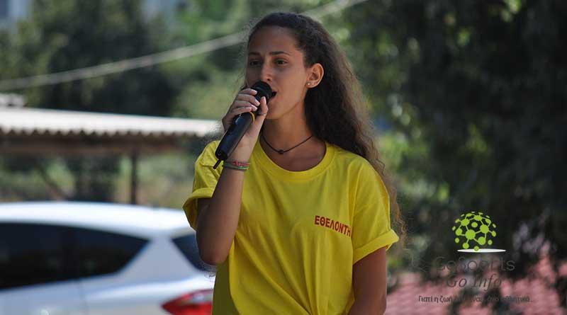 Μάγεψε με την φωνή της η Ειρήνη Παπαδοπούλου στην 1η Ανάβαση Κρανιάς (Vid)