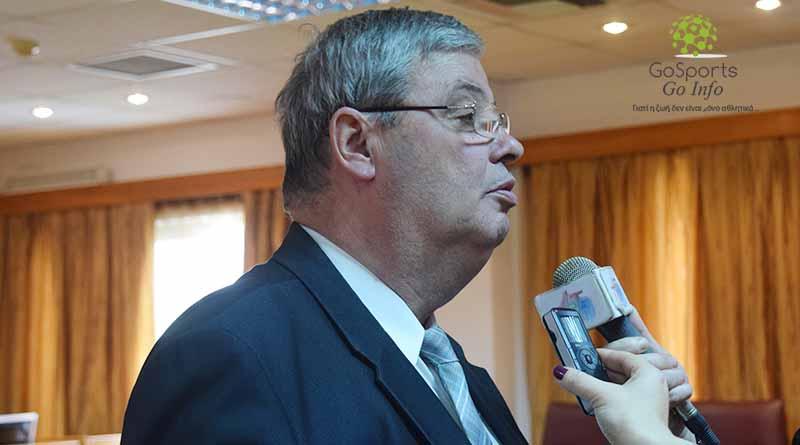Δηλώσεις Περιφερειάρχη για τη Διεθνή Έκθεση ΑNUGA, τους Φορείς Διαχείρισης, την αεροπορική σύνδεση Ιωαννίνων- Κολωνίας κ.α.