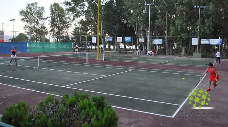 Ολοκληρώθηκε το Ενωσιακό Πρωτάθλημα Τένις Κατηγορία 14 Αγόρια – Κορίτσια.