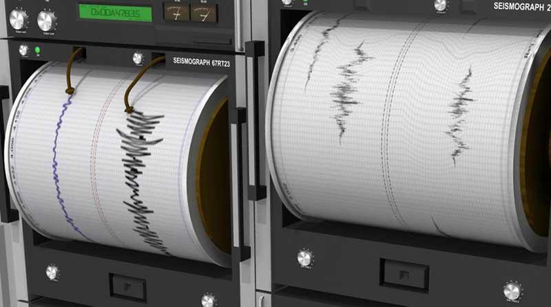 Σεισμός 3,1 Ρίχτερ Νοτιοδυτικά της Πρέβεζας
