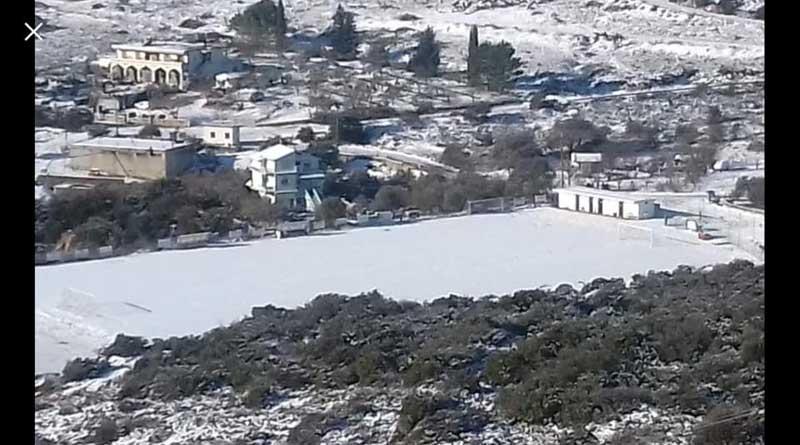Αναβολή λόγω κακοκαιρίας για το ματς Απόλλων Πάργας-Φορτούνα Βαλανιδοράχης