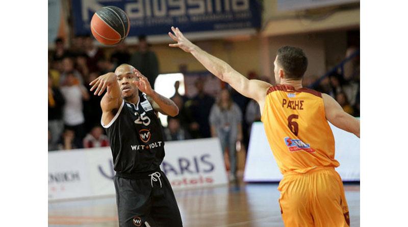 Ο ΠΑΟΚ σημείωσε την τέταρτη συνεχόμενη εκτός έδρας νίκη του στην Betshop Basket League
